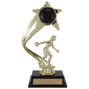 7 3/8 Shooting Star Figure Trophy